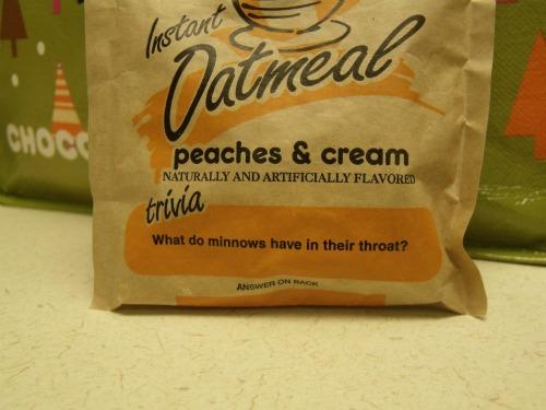 how to make oatmeal not taste like shit